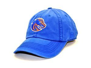 Boise State Broncos Official NCAA Adult Adjustable Cotton Crew Hat Cap by Top Of The World