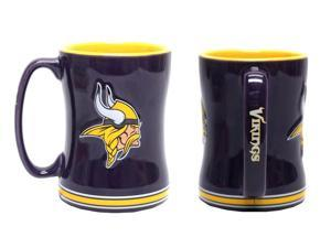 Minnesota Vikings Official NFL Coffee Mug by Boelter Brands 292691