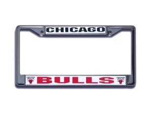 Chicago Bulls Official NBA License Plate Frame by Rico Industries 017156