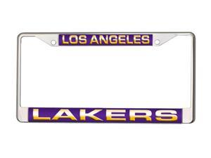 Los Angeles Lakers Official NBA License Plate Frame by Rico Industries 403409