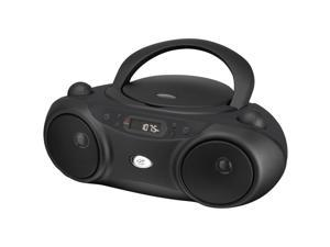 GPX BC232BU Sporty CD & Radio Boom Box (Blue)