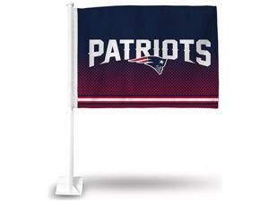 NFL New England Patriots Car Flag 226657
