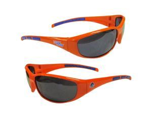 Siskiyou Sports 2CSG73 Boise St. Broncos Wrap Sunglasses