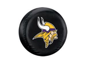 Minnesota Vikings Official NFL  Spare Tire Cover by Fremont Die