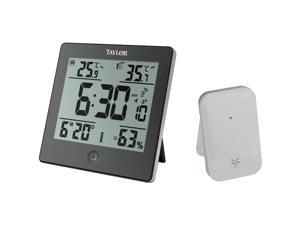 Taylor Precision Products 1731 Wireless Indoor & Outdoor Weather Station with Hygrometer