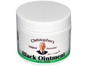 Christopher's Original Formulas Black Ointment 2 fl oz