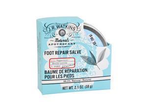J.R. Watkins Foot Repair Salve 2.1 oz