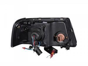 Anzo USA 111152 Headlight Assembly Projector w/Halo