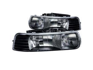 Anzo USA 111155 Headlight Assembly