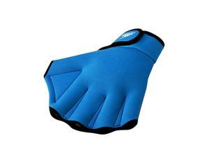 Speedo Fitness Glove Royal Blue Medium