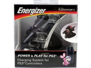 Energizer Controller Charger Power & Play NEW for PS3
