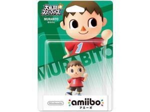 Nintendo Wii U/3DS Software Amiibo Villager Action Figure