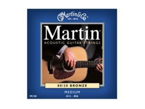 Martin Traditional 80/20 Bronze Medium - 3 Pack - Guitar Strings
