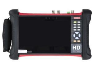 "All in one Multi-functions CCTV tester Monitor 7"" Touch Screen HD TVI, HD AHD, HD SDI, EX SDI,  IP Cameras"