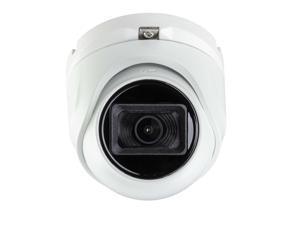 Eyemax Magic series TIU G8032 8MP 4K UHD Outdoor IR Turret Camera, IP67, Metal Body 2.8mm Wide 12V DC
