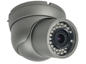 Eyemax TIB-2032V-B HD-TVI 1080P In/Outdoor IR Turret Camera, 2.8-12mm 12V DC Grey ( Made In Korea )