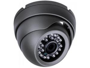 Eyemax PIB-B4322-B28 5MP HD TVI Eyeball Camera 2.8mm Wide lens , In/Outdoor Grey color