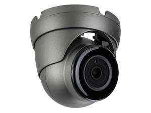 Eyemax UIU-P4122-B28 4MP EX-SDI, In/Outdoor IR Turret Camera, 2.8mm 12V DC Grey ( Made In Korea )