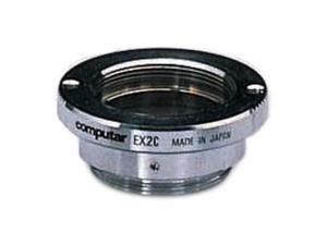 Computar Ganz High Quality CCTV Camera Lens Accessories EX2C Extender (2X) for C-Mount