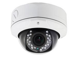 HD-SDI Vandal Dome IR camera: 2 Megapixel Full HD 1080p image, 2.8-12mm OSD Dual Video 21 IR