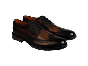 Skechers Tallowood Woodale Mens Brown Casual Lace Up Oxfords Shoes 9.5