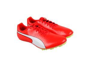 Puma Evospeed Sprint 8 Red Mens Athletic Running Shoes dba36c45b
