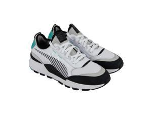 Puma Rs-0 Re-Invention White Gray Violet Biscay Green Mens Athletic  Training Shoes 4092a466e