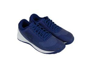 5c49c71ae03a71 Reebok R Crossfit Nano 8.0 Bunker Blue Vital Blue Black Mens Athletic Training  Shoes