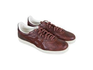new concept ea956 4ab40 Onitsuka Tiger Gsm Coffee Coffee Mens Tennis Sneakers