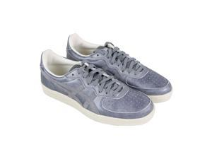 lowest price fa198 45285 Onitsuka Tiger Gsm Stone Grey Mens Tennis Sneakers