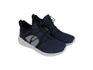 6a52248670c30 Skechers Corace Navy Mens Sneakers Slip On Shoes
