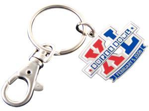 Super Bowl XL (40) Key Chain with clip Keychain NFL