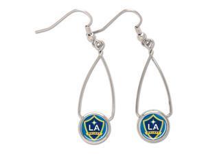 Los Angeles Galaxy Official MLS Logo Earrings