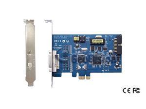 Geovision GV-600-4  |4CH DVI Type PCI Express B Card (60FPS)