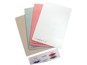 """Grand Calibur Replacement Plates 8.5""""X12"""" 3/Pkg With Tray-"""