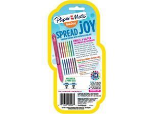 Inkjoy Gel Pens .5Mm 3/Pkg-Pure Blue, Bright Blue, & Slate Blue