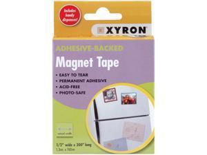 "Adhesive Magnetic Tape Dispenser-.75""X25'"