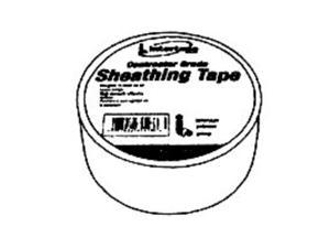 Intertape Polymer Corp 5561USR 1.89-Inch X 55-Yard Red Sheathing Tape Contractor