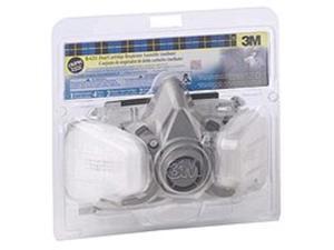 3M Half Facepiece Paint Spray/Pesticide Respirator Large 6311PA1A