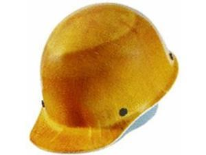 Skullgard Protective Hard Hats Ratchet Suspension Size 6 1/2 - 8 Natural Tan