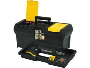 "Metaltool Box 16"" Stanley Jobsite Tool Boxes 016013R 076174920512"
