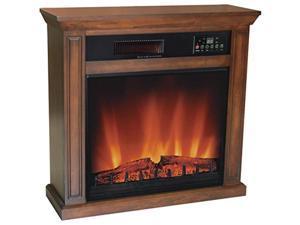 World Marketing EF5675R-3Cg Ainsley Quartz Fireplace