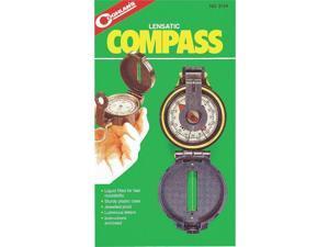 Coghlan's 8164 Compass Lensatic Compass W/ Fast Readability & Luminous Dial