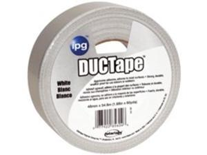Intertape Polymer Corp 20C-W2 1.87-Inch x 60-Yard Colored Duct Tape - White