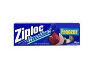 Qt Ziploc Freezer Bags SC Johnson Bags & Wraps 00388 025700003885
