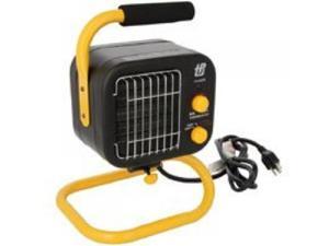 """Tpi Corp. Prtbl Elct Job/Garage Heatr,10"""" L,120V  178-TMC"""