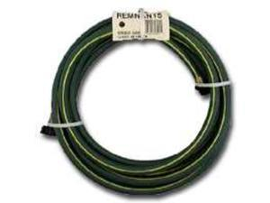 "Medium Duty Garden Hose Remnants w/Brass Couplings, 5/8 - 3/4"" ID, 11 - 19' L"