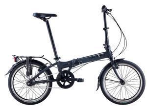 "Dahon Mariner i7  20"" Shadow Black Folding Bicycle"