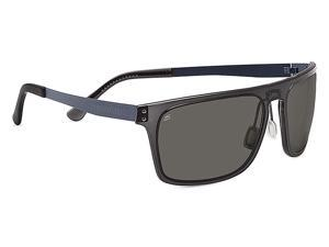 03b1bd2e2c19 Serengeti Eyewear Sunglasses Genova 7450 Gray Plaid Polarized 555nm Lens -  Newegg.com