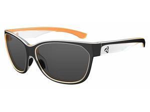 6e97bf3978755 Ryders Eyewear Kat Clear Black Xtal Frame Polarized ...